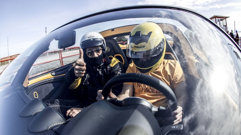 Driving course Lotus Elise