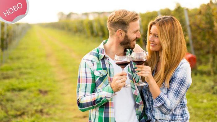 Вино в долината